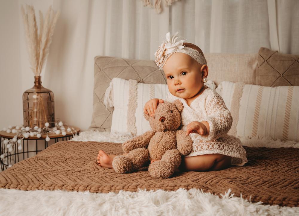 Fotoshooting für Baby Kinder Plauen Fotografin