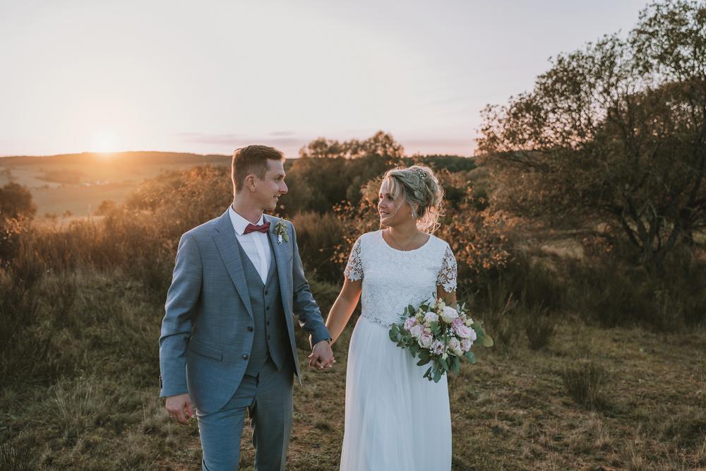 Hochzeitsfotograf Plauen Lifestyle Fotografie Sonnenuntergang