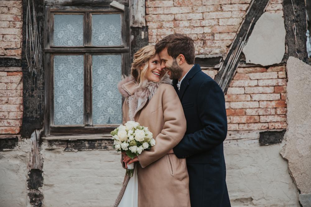 Hochzeitsfotograf Schöneck Brautpaarfotos Vogtland