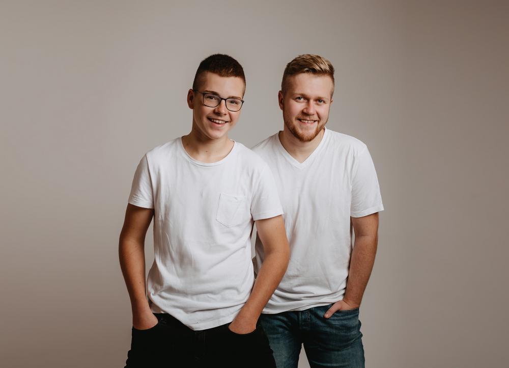 Geschwister Geschenke Plauen Fotoshooting Gutschein